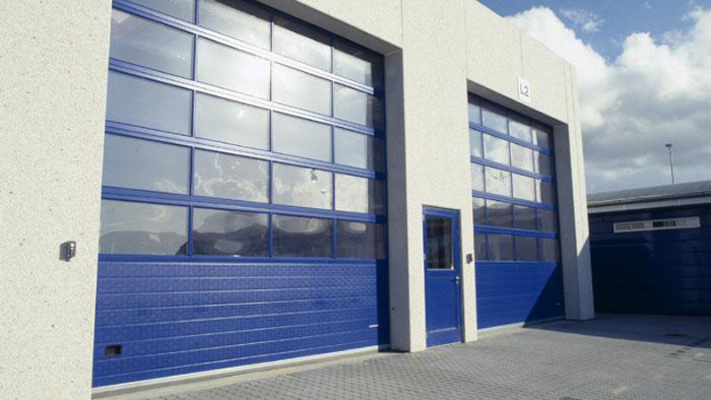 Lindab Doorline Industriporter